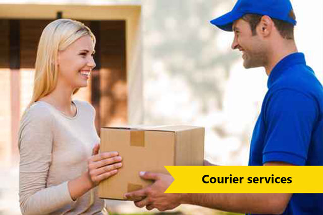 Image result for courier services